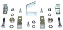 2005-2022 Toyota Tacoma 2wd (6 Lug) MaxTrac Carrier Bearing Spacers & Brake Line Brackets - 616800