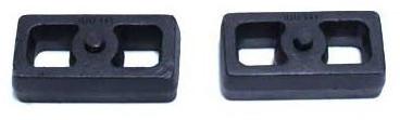 """2005-2022 Toyota Tacoma 2wd/4wd (6 Lug) 1"""" MaxTrac Cast Lift Blocks - 810010"""