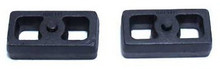"1988-1998 Chevy & GMC 1500 2wd 1"" MaxTrac Cast Lift Blocks - 810010"