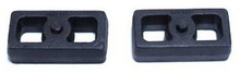 "2001-2010 Chevy & GMC 1500HD/2500HD/3500HD 2wd/4wd (8 Lug) 1"" MaxTrac Cast Lift Blocks - 810010"