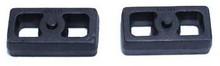 """1994-2001 Dodge RAM 1500 2wd 1"""" MaxTrac Cast Lift Blocks - 810010"""