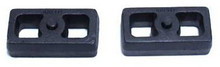 "2002-2008 Dodge RAM 1500 2wd 1"" MaxTrac Cast Lift Blocks - 810010"