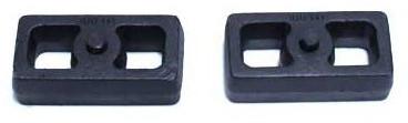 "1988-1998 Chevy & GMC 1500 2wd 1.5"" MaxTrac Cast Lift Blocks - 810015"