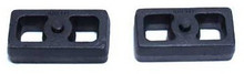 "1994-2001 Dodge RAM 1500 2wd 1.5"" MaxTrac Cast Lift Blocks - 810015"