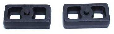 """1994-2001 Dodge RAM 1500 2wd 1.5"""" MaxTrac Cast Lift Blocks - 810015"""