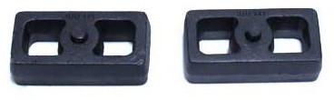 "1988-1998 Chevy & GMC 1500 2wd 2"" MaxTrac Cast Lift Blocks - 810020"
