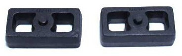 "1999-2006 Chevy & GMC 1500 2wd 2"" MaxTrac Cast Lift Blocks - 810020"