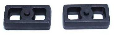 "1998-2010 Ford Ranger 2wd Coil Suspension (Non Stabilitrak) 2"" MaxTrac Cast Lift Blocks - 810020"