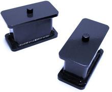 """2002-2008 Dodge RAM 1500 2wd 3"""" MaxTrac Fabricated Lift Blocks - 810030"""
