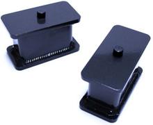 """2002-2008 Dodge RAM 1500 2wd 4"""" MaxTrac Fabricated Lift Blocks - 810040"""