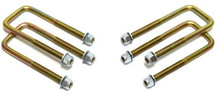 "2001-2010 Chevy & GMC 1500HD/2500HD/3500HD 2wd/4wd (8 Lug) MaxTrac U-Bolts For 3-4"" Lift Blocks - 910104"
