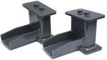 "2015-2020 Ford F-150 2wd 5"" MaxTrac Rear Lift Blocks - 813150"