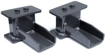 "2009-2014 Ford F-150 2wd 4"" MaxTrac Rear Lift Blocks - 813140"