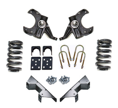 1973-1987 Chevy & GMC C-10 2wd 4.5/6 Premium Drop Kit - PRS- 7387C1046