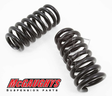 """1973-1987 Chevy & GMC C10 Front 1"""" Lowering Coil Springs - McGaughys 33127"""