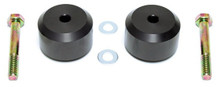 "2005-2016 Ford F-250 & F-350 4wd Pro Suspension 2"" Lift Aluminum Coil Bucket Spacers (Bottom Mount) - 833720"