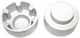 """2000-2006 GM SUV 4wd 1.5"""" MaxTrac Rear Coil Spacers (Forged Aluminum) - 1628F"""