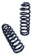 """1982-2004 Chevy & GMC S Series 2wd 4 Cyl 3"""" MaxTrac Front Lowering Coils - 250130-4"""
