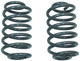 """1965-1972 Chevy & GMC C10 2wd 4"""" MaxTrac Rear Lowering Coils - 271140"""