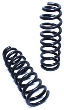 """1992-1999 GM SUV 2wd V8 1"""" MaxTrac Front Lowering Coils - 250510-8"""