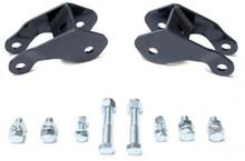1988-1998 C1500 & C2500 5/6 Lug 2wd MaxTrac Rear Shock Angle Correctors - 400500