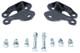 1988-1998 Chevy & GMC C1500 2wd MaxTrac Rear Shock Angle Correctors - 400500