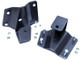 """1999-2006 Chevy & GMC 1500 2wd 2"""" MaxTrac Rear Lowering Hangers - 420920"""