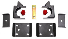 "2007-2013 Chevy & GMC 1500 2wd/4wd 7.5"" MaxTrac Adjustable Rear Flip Kit - 301370"