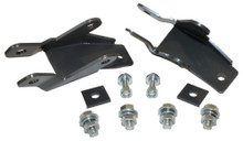 """2007-2013 Chevy & GMC 1500 2wd/4wd MaxTrac Rear Shock Extenders For 4-7"""" Flip Kit - 401500"""