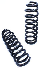 """2014-2018 Chevy & GMC 1500 2wd/4wd Single Cab 1"""" MaxTrac Front Lowering Coils - 251510-6"""