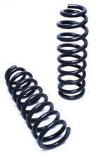 """2015-2019 GM SUV 2wd/4wd V8 1"""" MaxTrac Front Lowering Coils - 251510-6"""