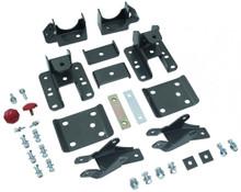 "2014-2017 Chevy & GMC 1500 2wd/4wd MaxTrac 5-6"" Adj. Rear Flip Kit & Shock Extenders - 201560"