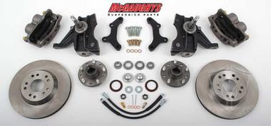 "McGaughys 33159 1973-1987 Chevy & GMC C-10 13"" Front Big Brake Kit 5x5 Bolt Pattern -"