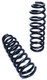 """2002-2008 Dodge RAM 1500 2wd V8 2"""" MaxTrac Front Lowering Coils - 252120-8"""