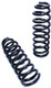 """1998-2009 Ford Ranger 2wd V6 (Non Stabilitrak) 2"""" MaxTrac Front Lowering Coils - 253020-6"""