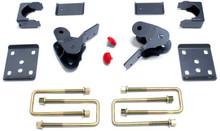 """2009-2014 Ford F-150 2wd/4wd 4"""" MaxTrac Rear Flip Kit W/ Hangers - 303440"""