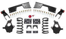 "1999-2006 Chevy & GMC 1500 2wd 5/7"" Or 5/8"" Premium MaxTrac Spindle Drop Kit - 990657"