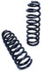"""1988-1998 Chevy & GMC 1500 2wd V6 Or V8 2"""" MaxTrac Front Lowering Coils - 250520"""
