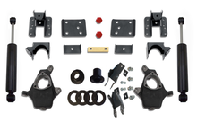 2007-2018 GMC Sierra 1500 2wd All Cabs Adjustable 3/5, 4/6 & 5/7 Premium Drop Kit - PRS 334070
