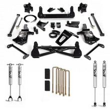 "2011-2019 Chevy & GMC 2500/3500HD 2wd/4wd 7"" Lift Kit W/ Shocks - Cognito 110-P0780"
