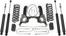 "2003-2008 Dodge RAM 2500/3500 2wd V8 Hemi 6/2.5"" MaxTrac Lift Kit W/ Shocks - K882262SL"