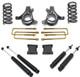 """1999-2006 Chevy & GMC 1500 2wd V6 5/3"""" MaxTrac Lift Kit W/ Shocks - K880953-6"""