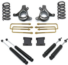 "1999-2006 Chevy & GMC 1500 2wd V6 5/3"" MaxTrac Lift Kit W/ Shocks - K880953-6"