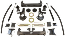 "2014-2018 Chevy & GMC 1500 2wd & 4wd W/ Stamped Steel & Aluminum Arms 7/5"" MaxTrac Lift Kit W/ Shocks - K941570A"