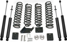 "2007-2018 Jeep Wrangler JK 2wd/4wd 3"" MaxTrac Lift Kit W/ Shocks - K889730S"