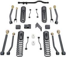 "2007-2016 Jeep Wrangler JK 2wd/4wd 4.5"" MaxTrac Coil Lift Kit W/ Front Track Bar & Adj. Arms - K889745A"