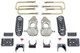 """2015-2021 Ford F-150 2wd 3/5"""" (V6 ECO Boost) MaxTrac Drop Kit - K333235-6"""