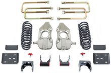 "2015-2020 Ford F-150 2wd 3/5"" (V8 ONLY) MaxTrac Drop Kit - K333235-8"