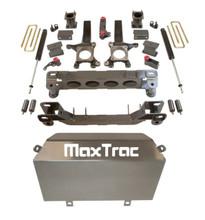 """K946764 2007-2022 Toyota Tundra 4wd  6"""" MaxTrac Lift Kit W/ Shocks"""