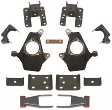 "2014-2016 Chevy & GMC 1500 2wd/4wd 2/4"" MaxTrac Drop Kit - KS331524T-NS"